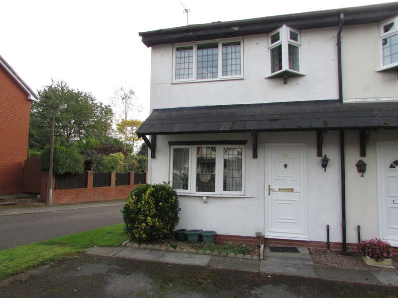 2 Bedrooms Mews House for sale in Bowling Green Court, Winnington