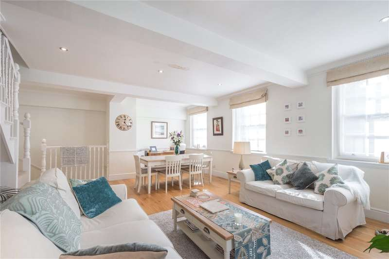 3 Bedrooms Mews House for sale in Halkin Mews, London, SW1X