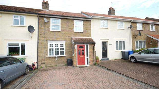 2 Bedrooms Terraced House for sale in Sheepcote Road, Windsor, Berkshire