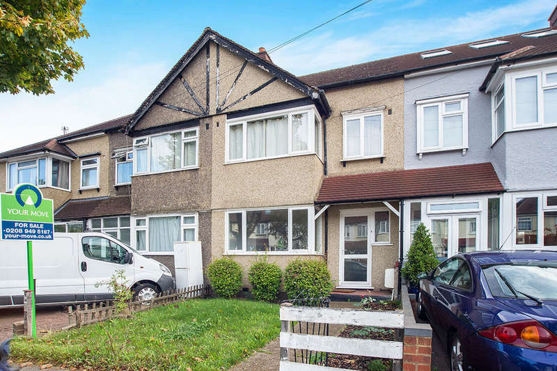 3 Bedrooms Semi Detached House for sale in South Lane West, New Malden, KT3