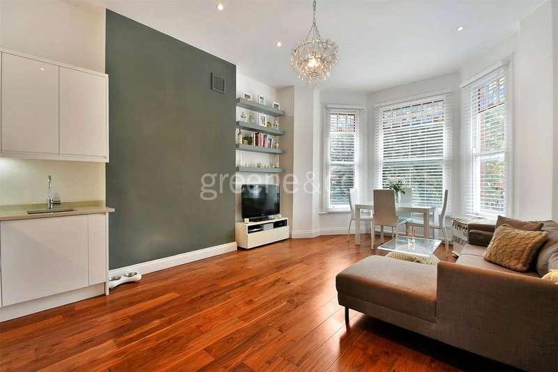 2 Bedrooms Flat for sale in Fordwych Road, Fordwych Road, NW2