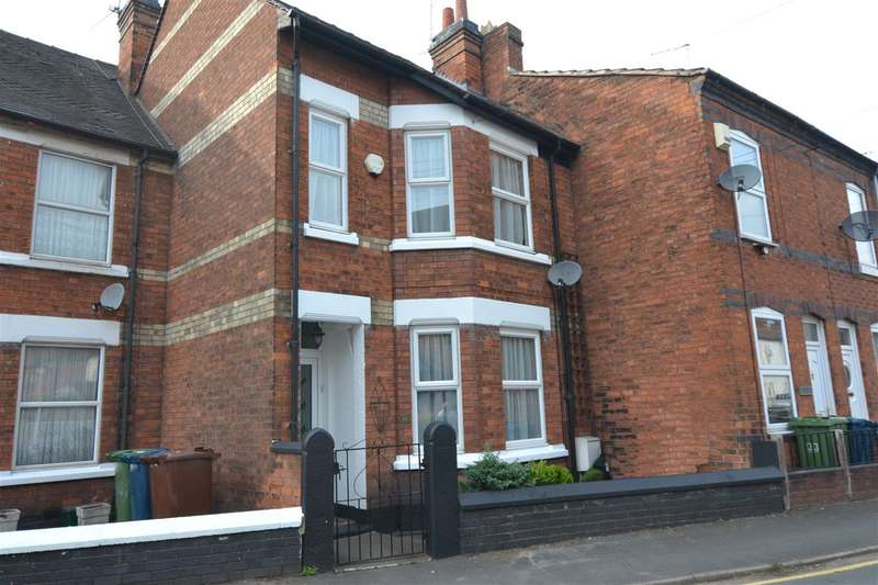 3 Bedrooms Terraced House for sale in Marsh Street, Stafford