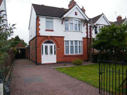 3 Bedrooms Detached House for sale in Wharton Road, Winsford, Cheshire, CW7