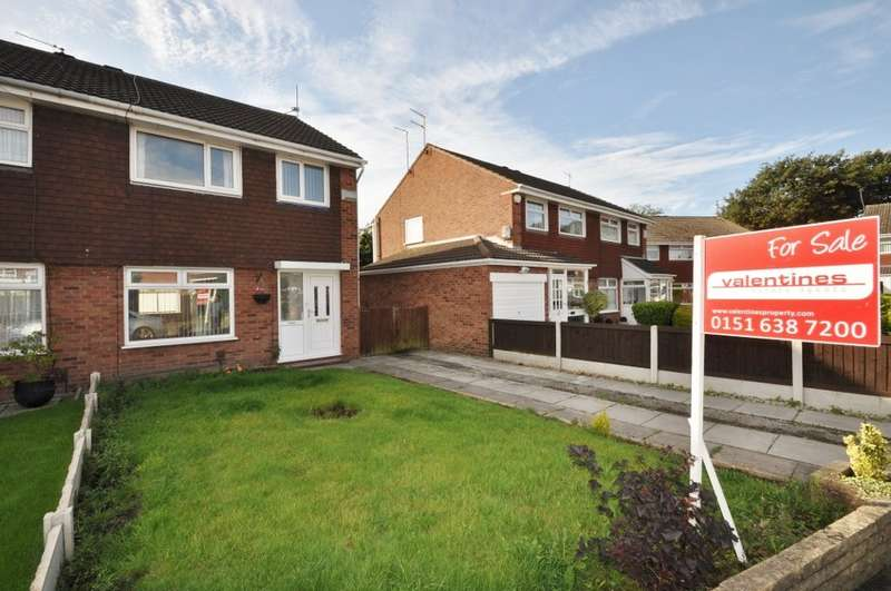 3 Bedrooms House for sale in Burford Avenue, Wallasey