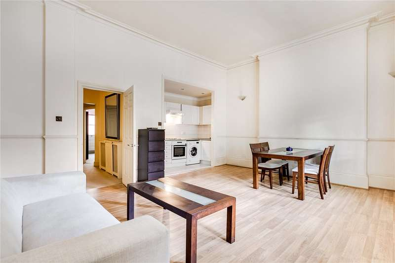 1 Bedroom Ground Flat for sale in Morpeth Terrace, London, SW1P