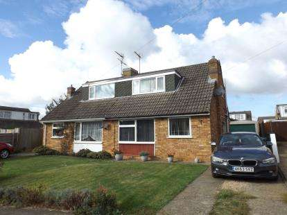 2 Bedrooms Bungalow for sale in Molyneux Drive, Bodicote, Banbury, Oxfordshire