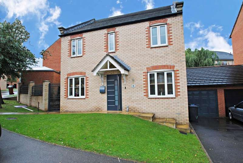 4 Bedrooms Detached House for sale in Park Crescent, Bolton-Upon-Dearne, Rotherham