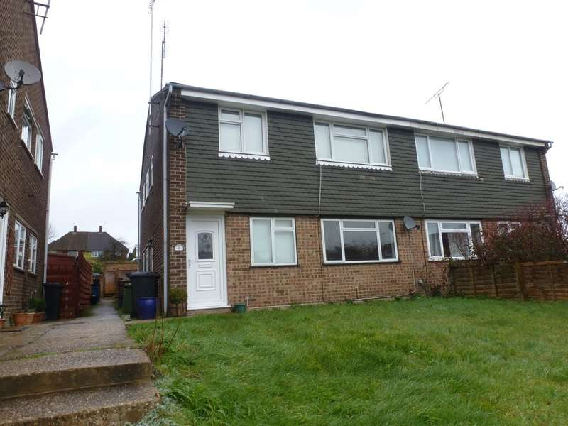2 Bedrooms Maisonette Flat for sale in Swallowdale, South Croydon, CR2 8SG