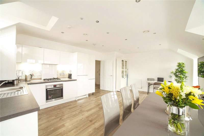 2 Bedrooms Apartment Flat for sale in Chamberlain Court, 1 Rosebery Place, Mill Hill, London, NW7