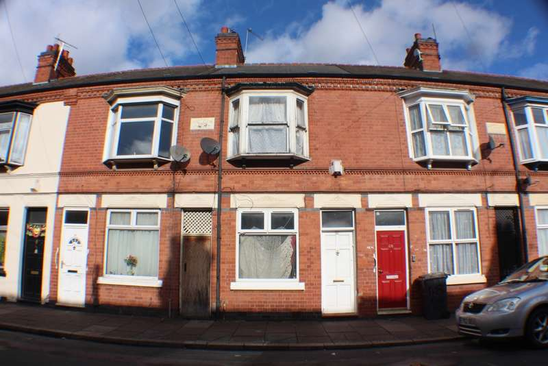 2 Bedrooms Terraced House for sale in Willow Brook Road, Leicester, LE5