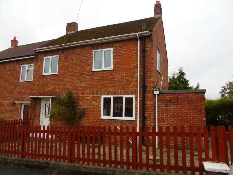 3 Bedrooms Semi Detached House for sale in Pinetree Gardens, Crook