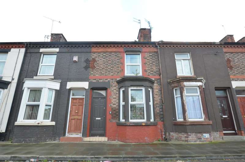 2 Bedrooms Terraced House for sale in Owen Road, Kirkdale, Liverpool, L4