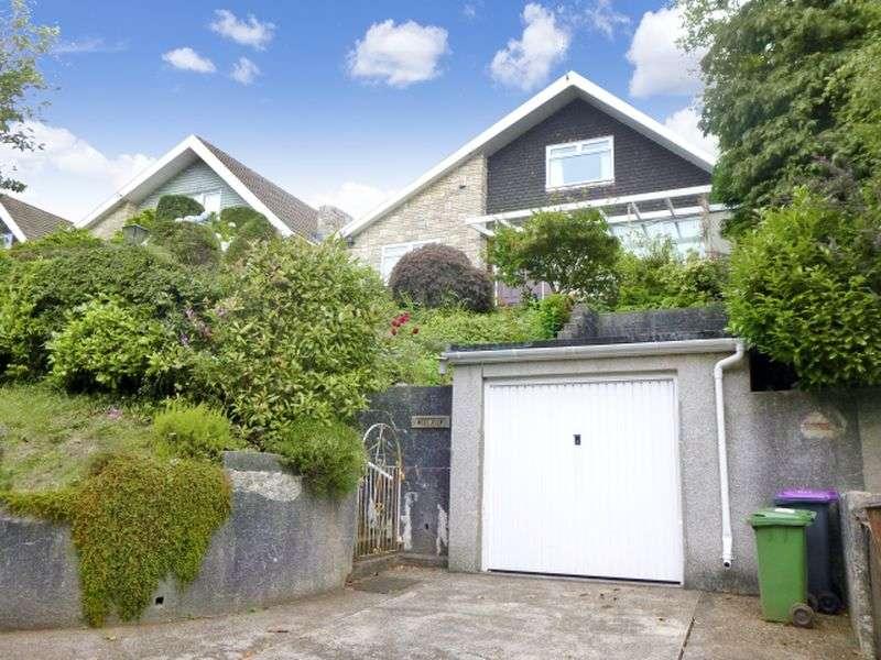 4 Bedrooms Detached Bungalow for sale in Crown Road, Llanfrechfa, Cwmbran