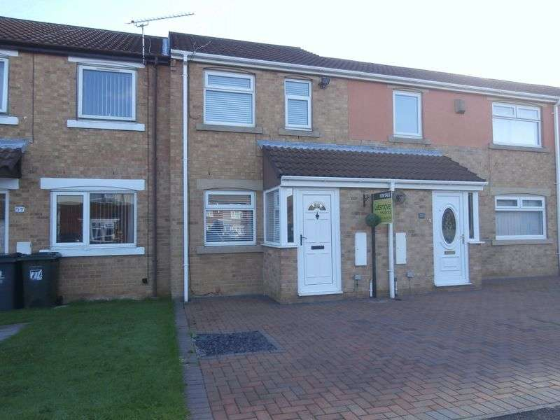 2 Bedrooms Terraced House for sale in ** NEW PRICE ** Ribblesdale, The Shires, Wallsend