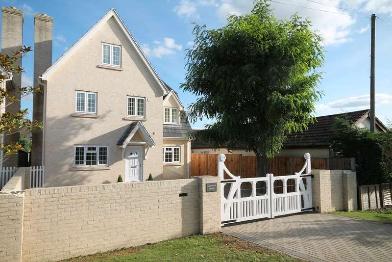 6 Bedrooms Detached House for sale in Turnpike Road, Red Lodge, IP28 8JZ