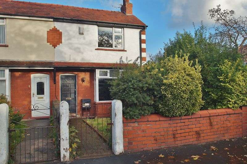 2 Bedrooms Semi Detached House for sale in Cobden Road, Southport
