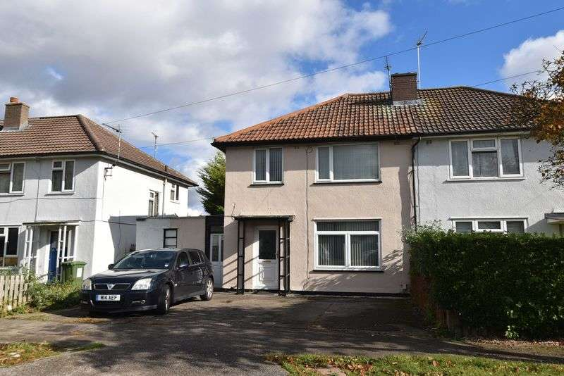 3 Bedrooms Semi Detached House for sale in Howard Road, Cambridge