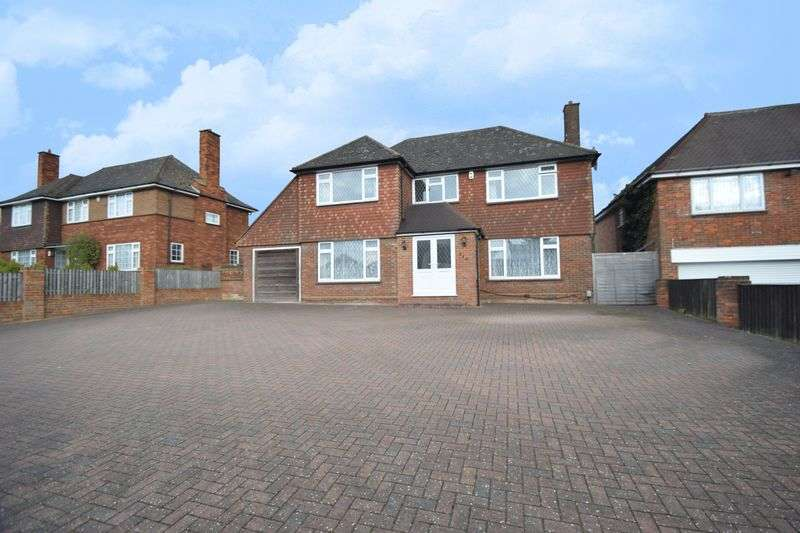 4 Bedrooms Detached House for sale in Old Bedford Road, Luton