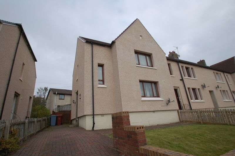 3 Bedrooms Semi Detached House for sale in Woodstock Road, Lanark