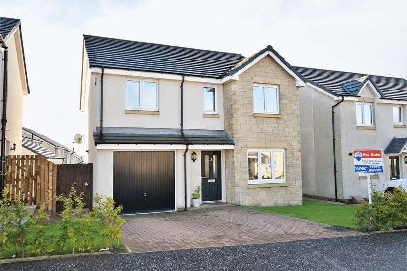 4 Bedrooms Detached House for sale in Kellock Avenue, Dunfermline