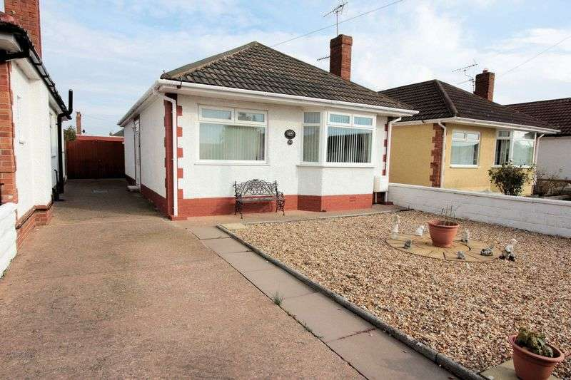 2 Bedrooms Detached Bungalow for sale in Garnett Drive, Prestatyn