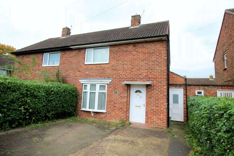 3 Bedrooms Semi Detached House for sale in Laughton Way, Lincoln