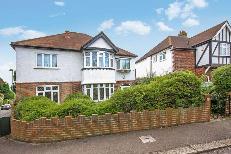 4 Bedrooms Detached House for sale in SUTTON