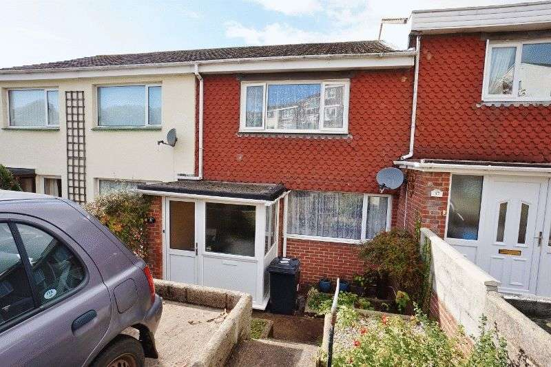 2 Bedrooms Terraced House for sale in Waterleat Avenue, Paignton Ref: AB51
