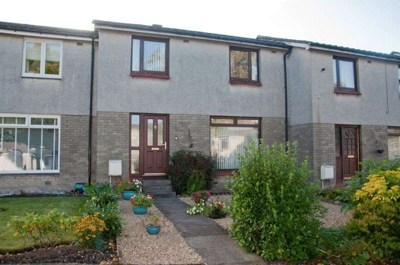 3 Bedrooms Terraced House for sale in Parkhead Court, Alloa