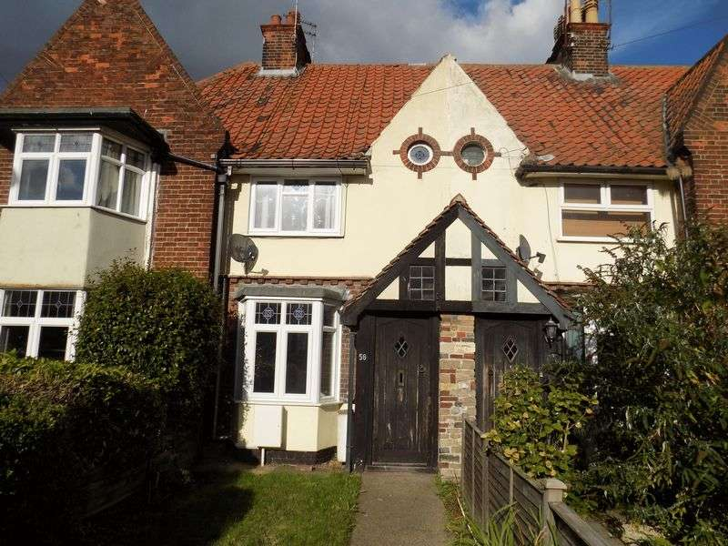 3 Bedrooms Terraced House for sale in Church Lane, Gorleston, Great Yarmouth