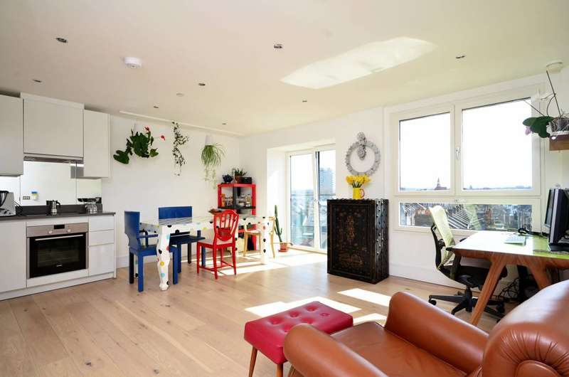2 Bedrooms Flat for sale in St Lukes Avenue, Clapham High Street, SW4