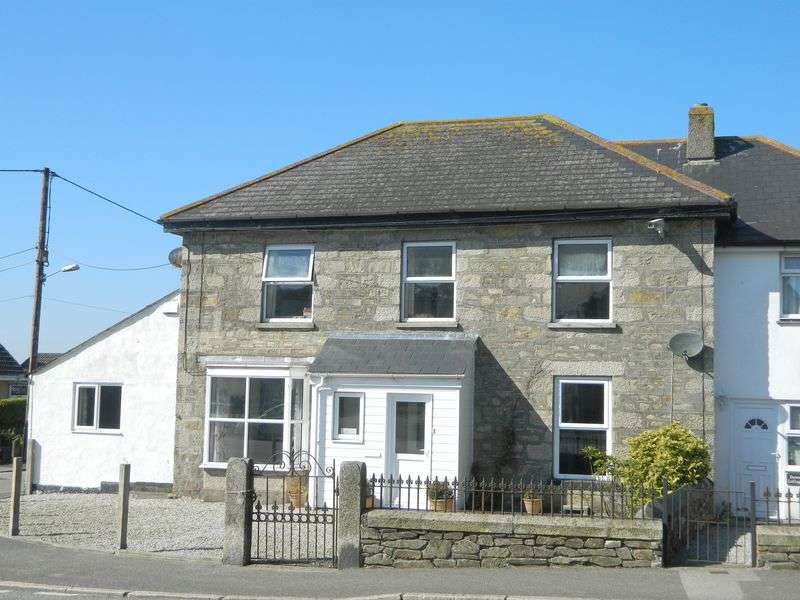 4 Bedrooms Semi Detached House for sale in The Square, Four Lanes