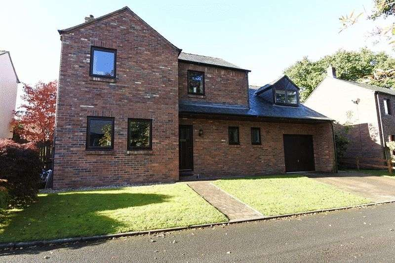 4 Bedrooms Detached House for sale in The Dell, Broadwath