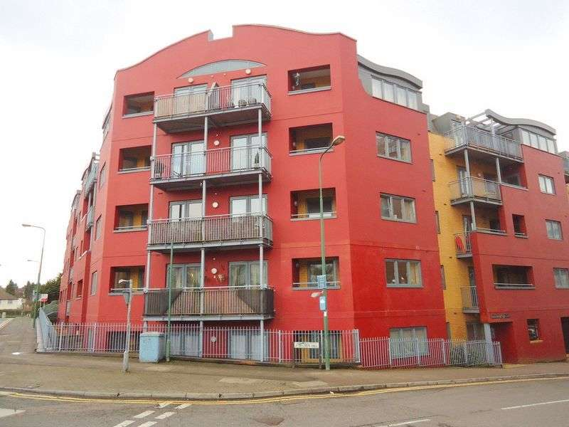 2 Bedrooms Flat for sale in Brookfield House, Selden Hill, TOWN CENTRE, Hemel Hempstead