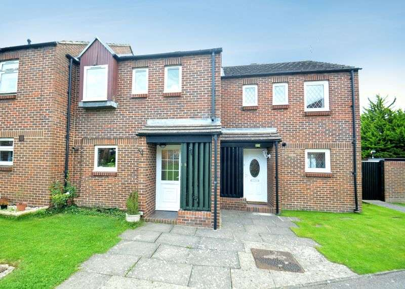 2 Bedrooms Terraced House for sale in Nuffield Close, Didcot