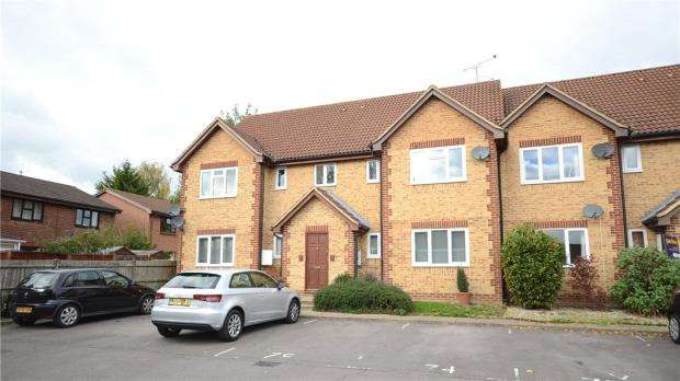 2 Bedrooms Apartment Flat for sale in Westminster Way, Lower Earley, Reading
