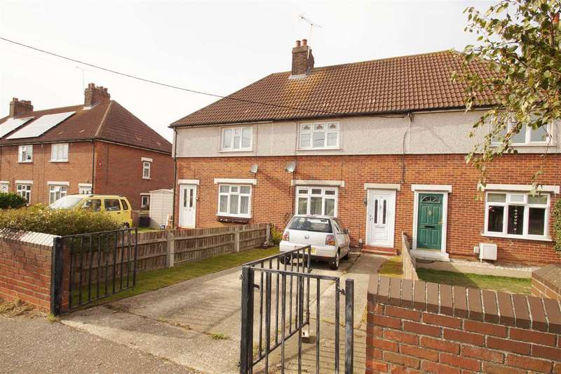 2 Bedrooms Terraced House for sale in Wilson Marriage Road, Colchester