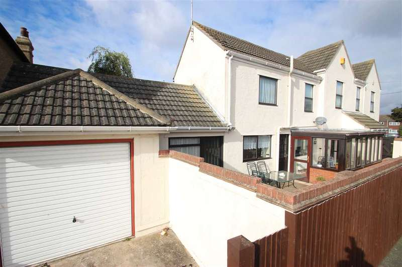 3 Bedrooms Semi Detached House for sale in St Marys Road, Clacton On Sea