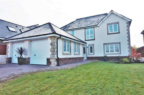 4 Bedrooms Detached House for sale in Rhosybonwen Road, CEFNEITHIN, Llanelli