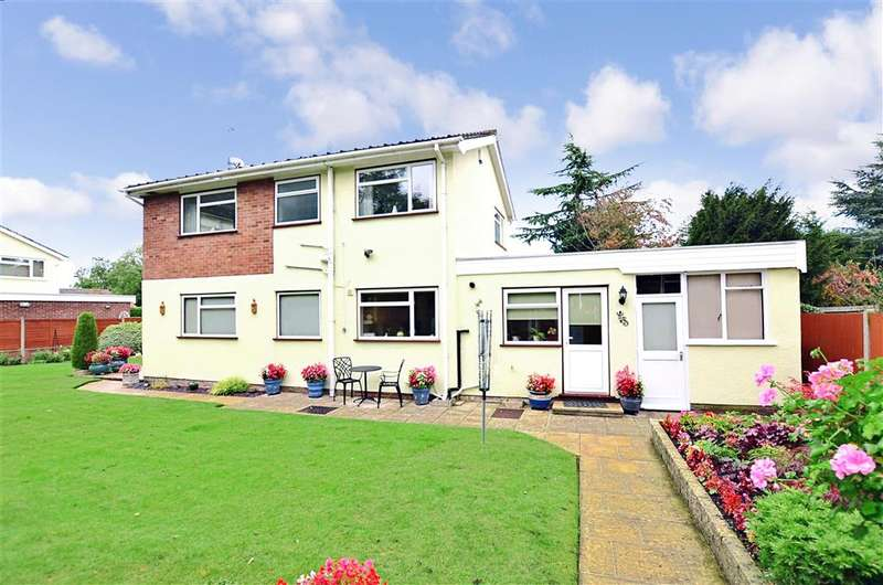 4 Bedrooms Detached House for sale in Studley Crescent, Longfield, Kent