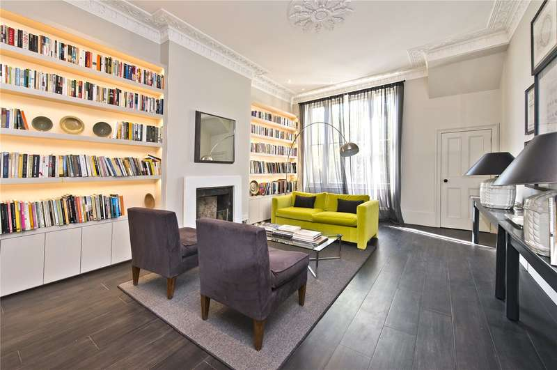 1 Bedroom Ground Maisonette Flat for sale in Castellain Road, London, W9