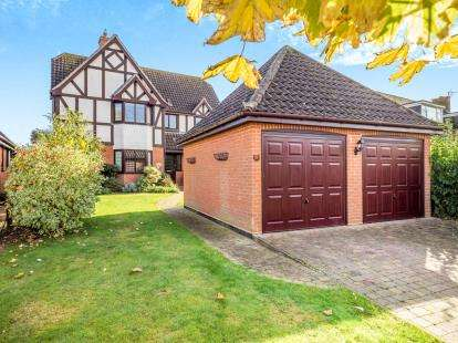4 Bedrooms Detached House for sale in Horning, Norwich, Norfolk