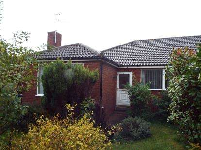 2 Bedrooms Bungalow for sale in Glenmore Avenue, Thornton-Cleveleys, FY5