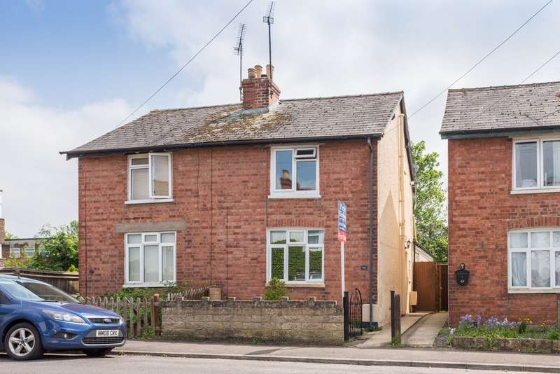 2 Bedrooms Semi Detached House for sale in Charlton Kings, Cheltenham