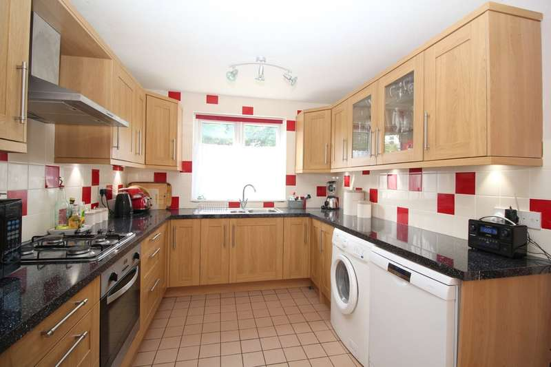 4 Bedrooms End Of Terrace House for sale in Siskin Close, Horsham