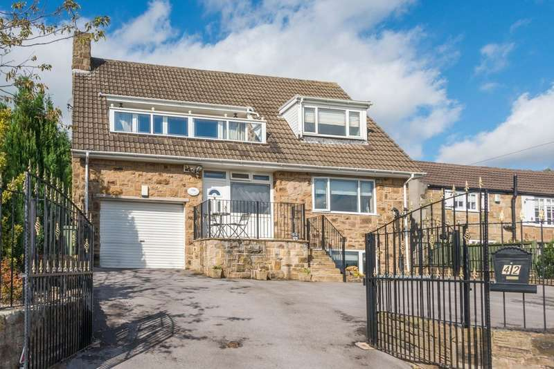 4 Bedrooms Detached House for sale in Chapel House , 42 Lightwood Road, Marsh Lane S21