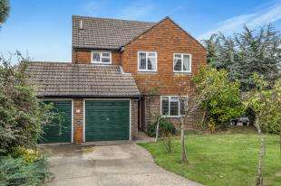 4 Bedrooms Detached House for sale in Cottenham Close, East Malling, West Malling, Kent