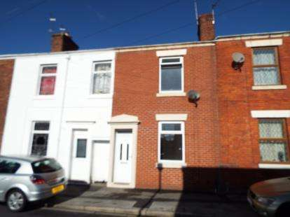 2 Bedrooms Terraced House for sale in Greenwood Street, Bamber Bridge, Preston, Lancashire