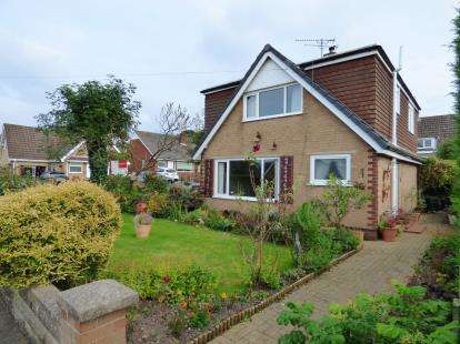 4 Bedrooms Detached House for sale in Dukes Crescent, Sandbach, Cheshire