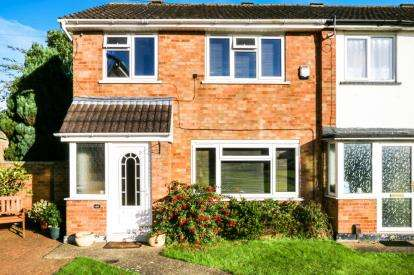 3 Bedrooms End Of Terrace House for sale in Shakespeare Road, Wellingborough, Northants, England